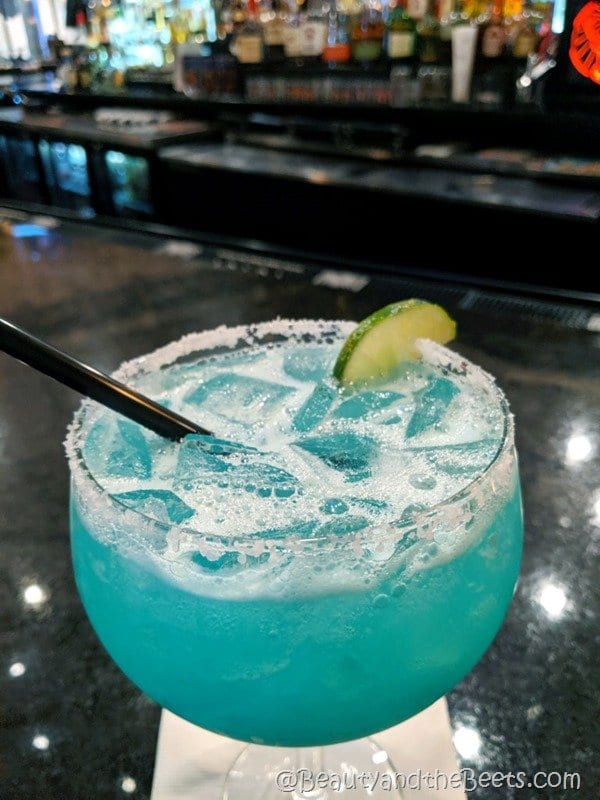 Blue Margarita Cantina Laredo Mall of America Beauty and the Beets