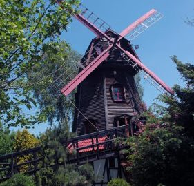 Windmills of Poland