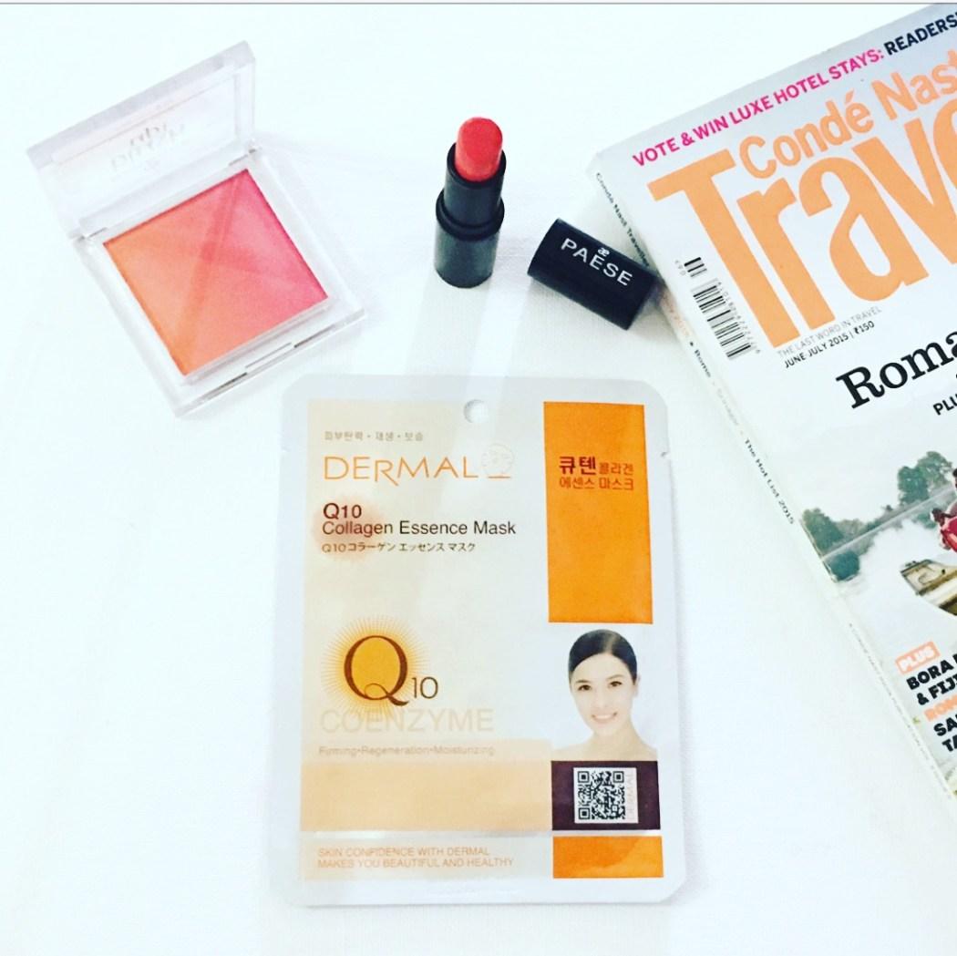 Dermal Q10 Collagen Essence Sheet Mask Review