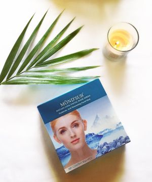 Mond'sub Hyaluronic Acid Moisturizing Facial Mask