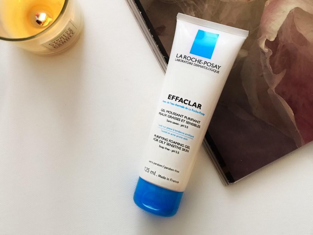 La Roche-Posay Effaclar Purifying Foaming Gel Cleanser| Review