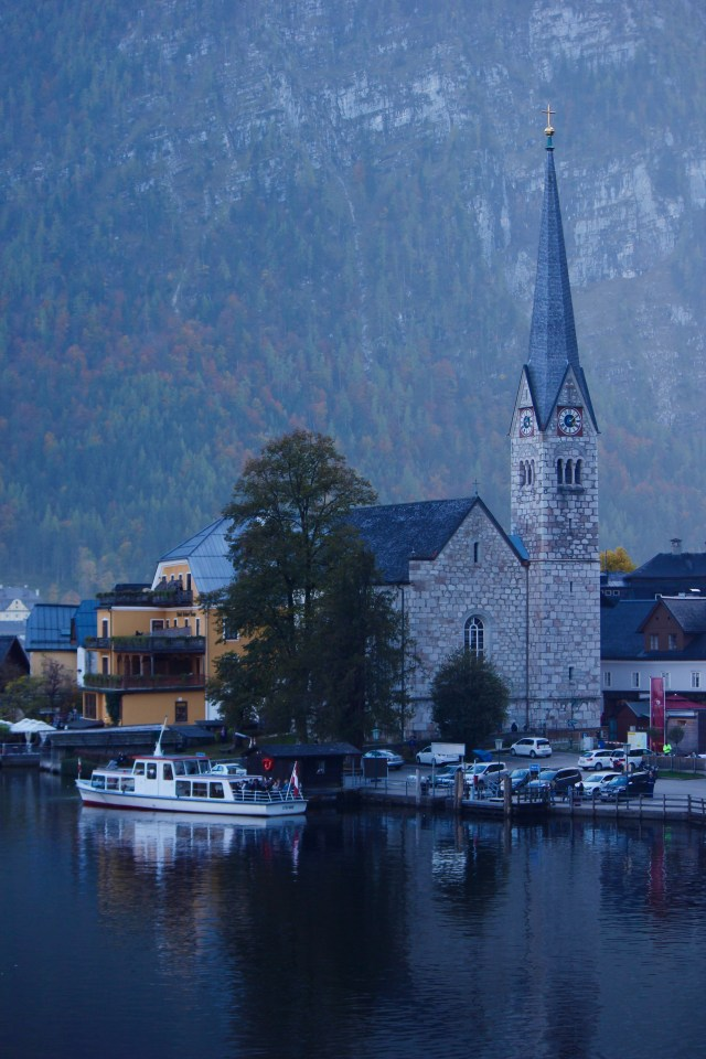 Day Trips from Salzburg – Hallstatt