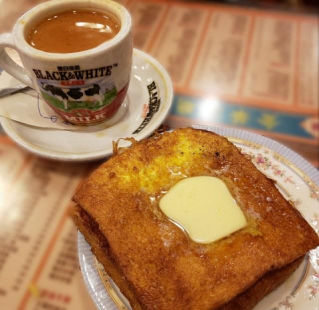 Restaurant Review | Kam Wah Café, Hong Kong