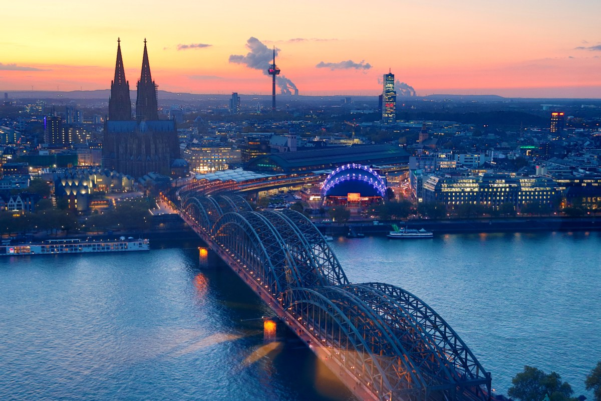 24 Hours in Cologne, Germany – Beauty and the Being