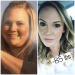 How I Lost 85 Pounds and Gained a Whole New Life