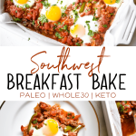 Paleo Breakfast Bake