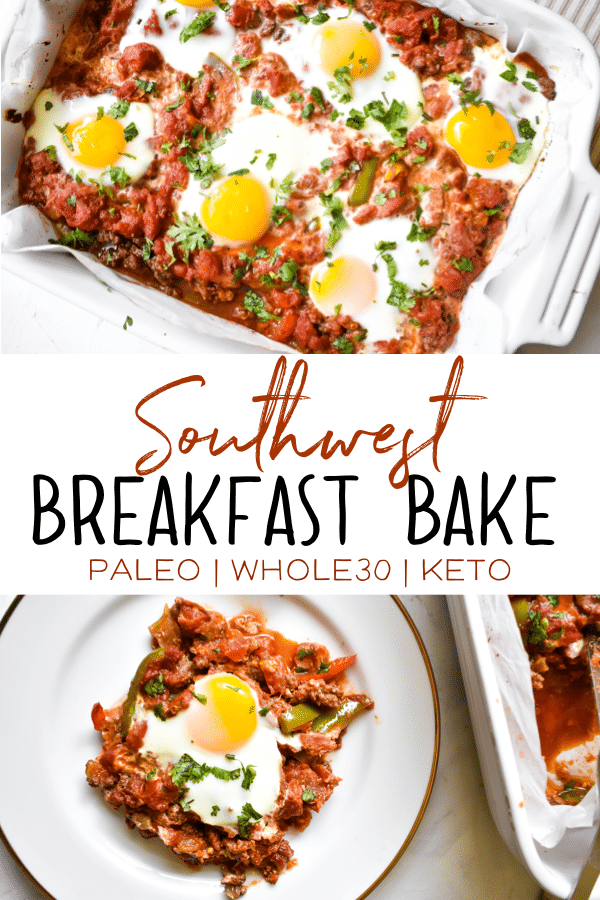 Keto Breakfast Bake