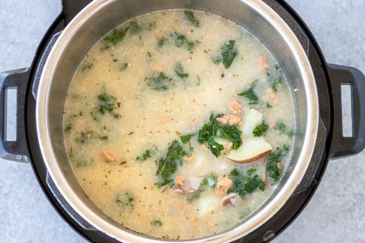 dairy free zuppa toscana