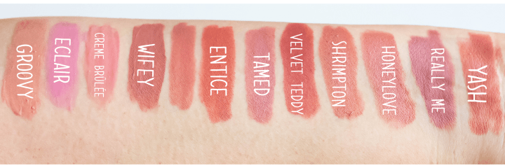 top nude lip products