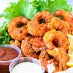 whole30 popcorn shrimp