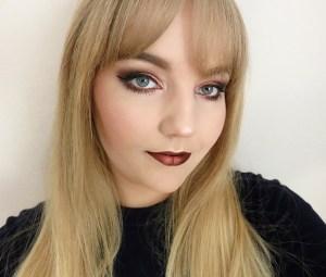Copper Autumn Makeup Tutorial