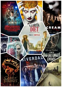 Top 10 TV Series for Halloween