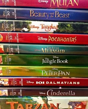 My Top 10 Disney Movies