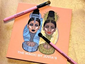 Juvia's Place Magic Palette Review