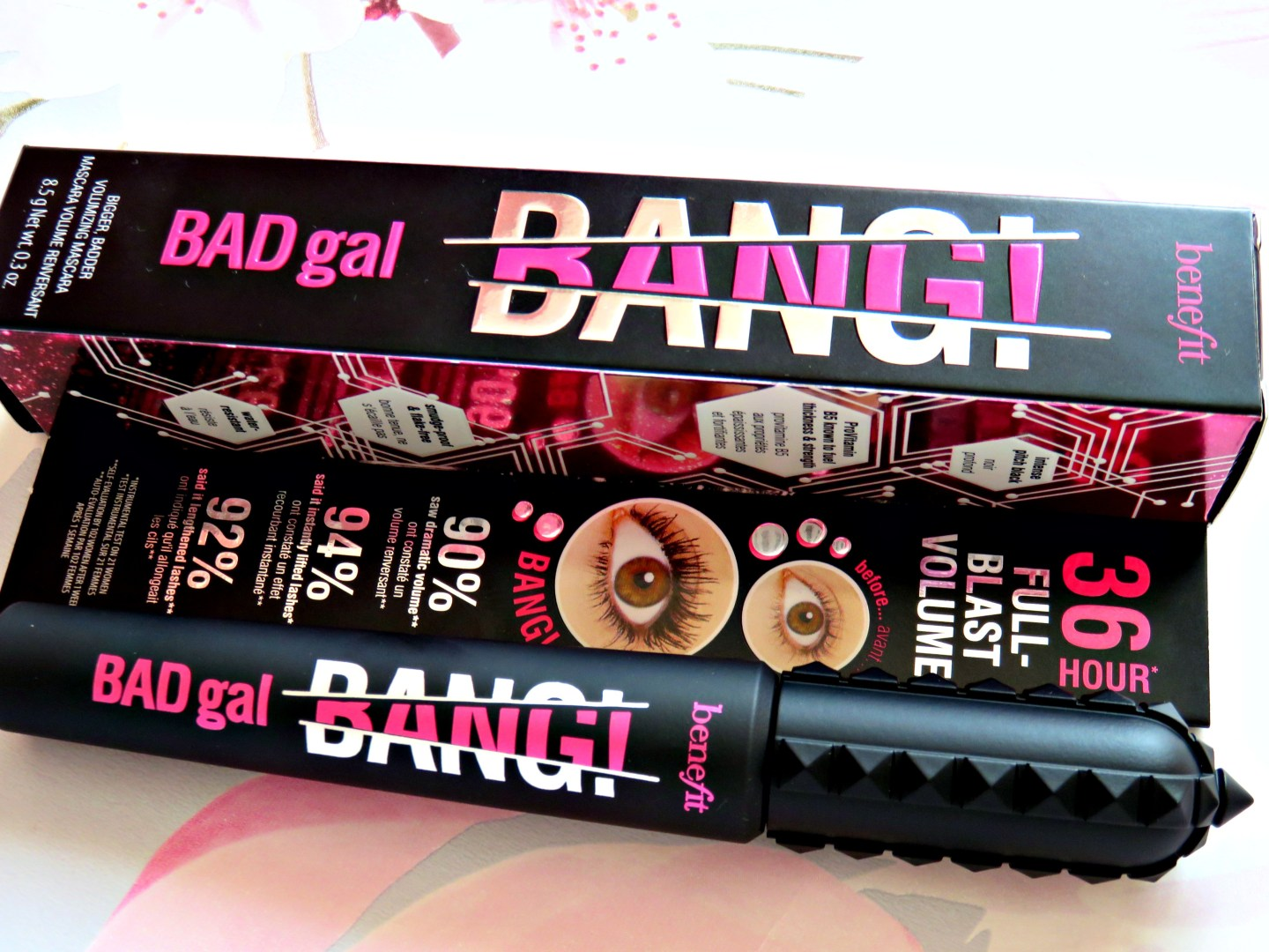 benefit badgal bang mascara