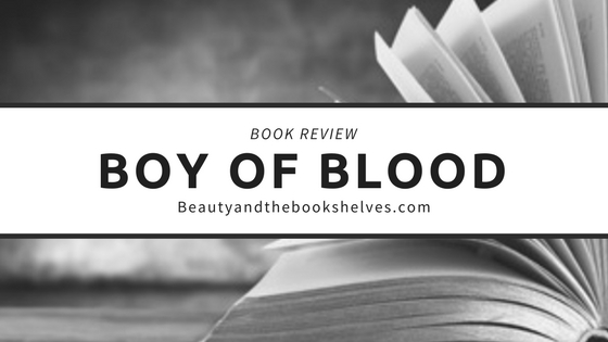 Book Review: Boy of Blood