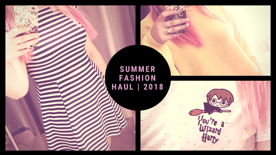 Summer fashion haul