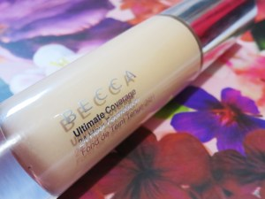 Becca Ultimate Coverage 24 Hour Foundation Review