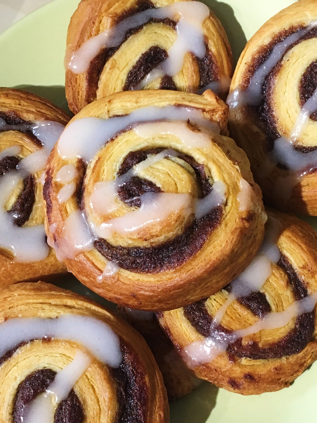 Cinnamon Swirls Recipe