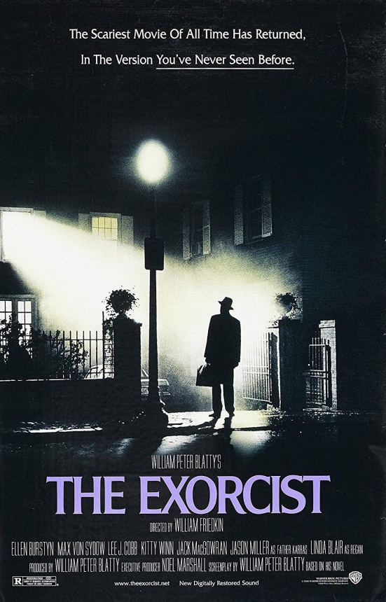The Exorcist - Scariest Movie