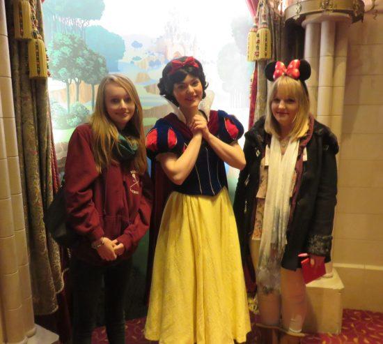 Disneyland Snow White