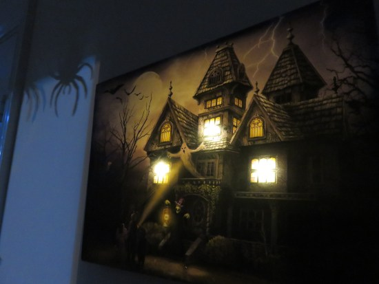Decorating for Halloween