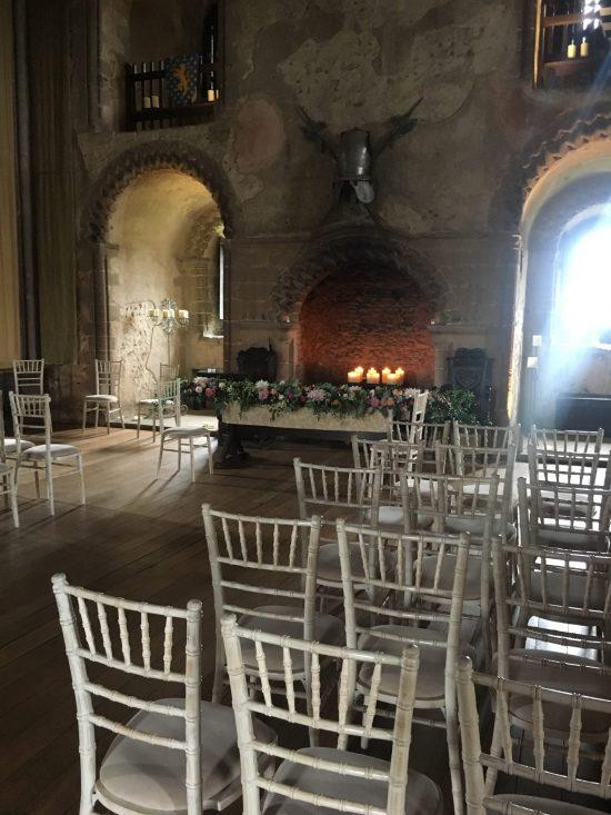Hedingham Castle Wedding Venue