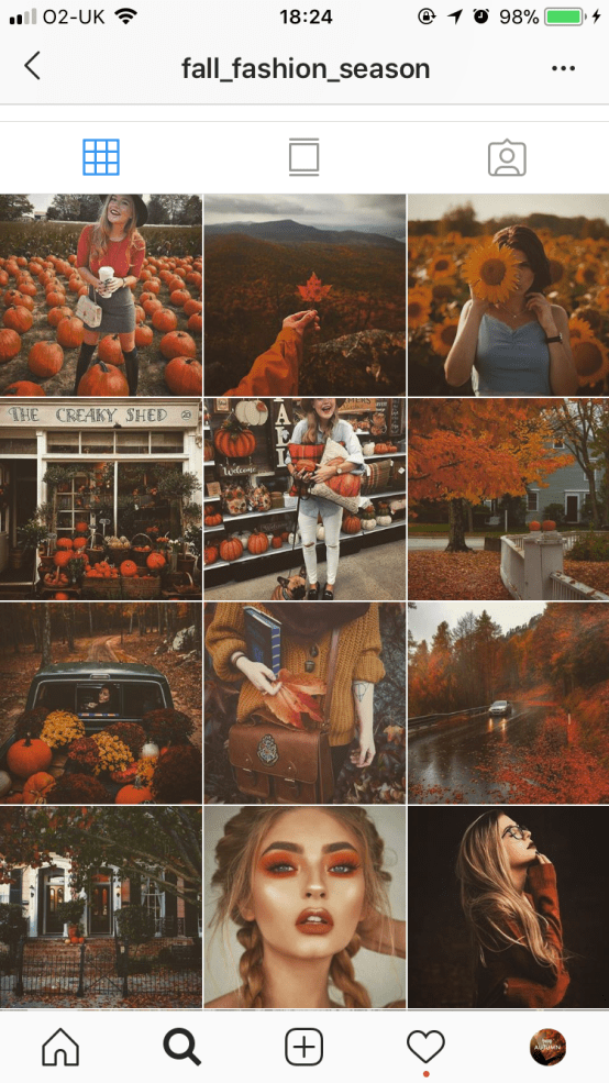 fallfashionseason Instagram
