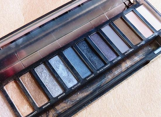 Urban Decay Naked Smoky Autumn Eyeshadow Palettes