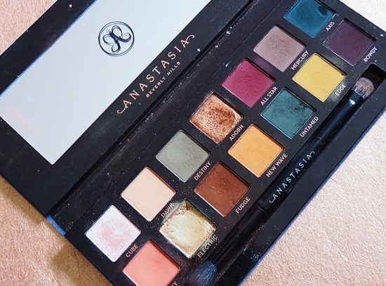 Anastasia Beverly Hills Subculture Autumn Eyeshadow Palettes