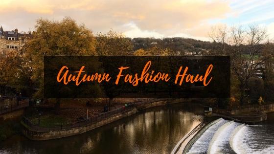 HUGE Autumn Fashion Haul 2018