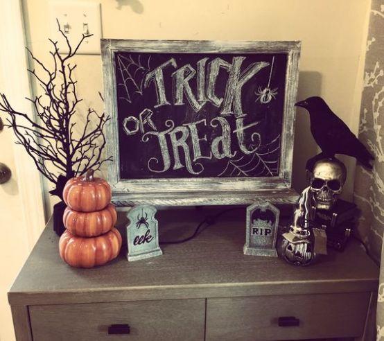 Blogtober halloween