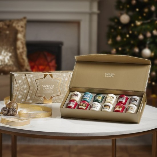 Christmas Candles - Stocking Fillers