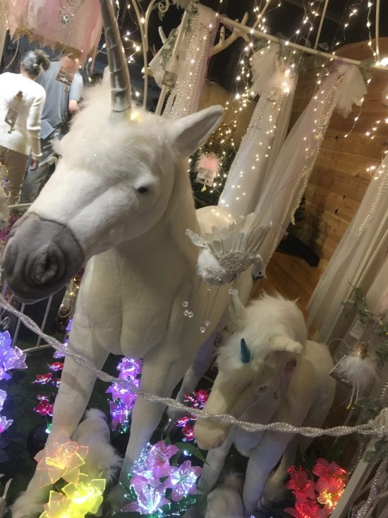 Brimsmore Garden Centre Christmas Display