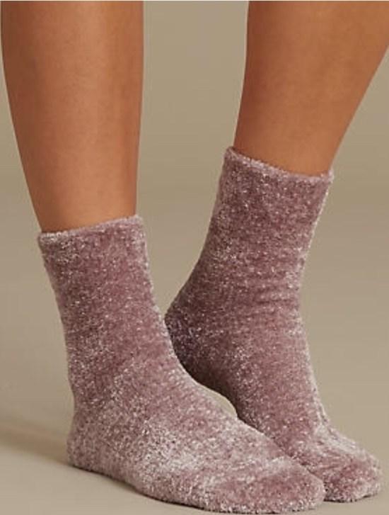 Fluffy Socks - Stocking Fillers