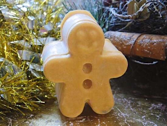 Gingerbread Man - Lush Christmas