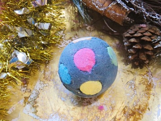 The World's Smallest Disco - Lush Christmas