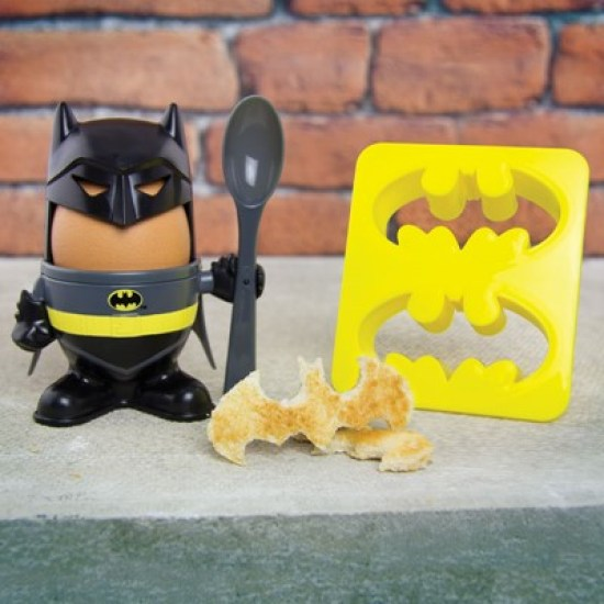 Batman egg cup - stocking filler