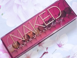 Urban Decay Naked Cherry Review