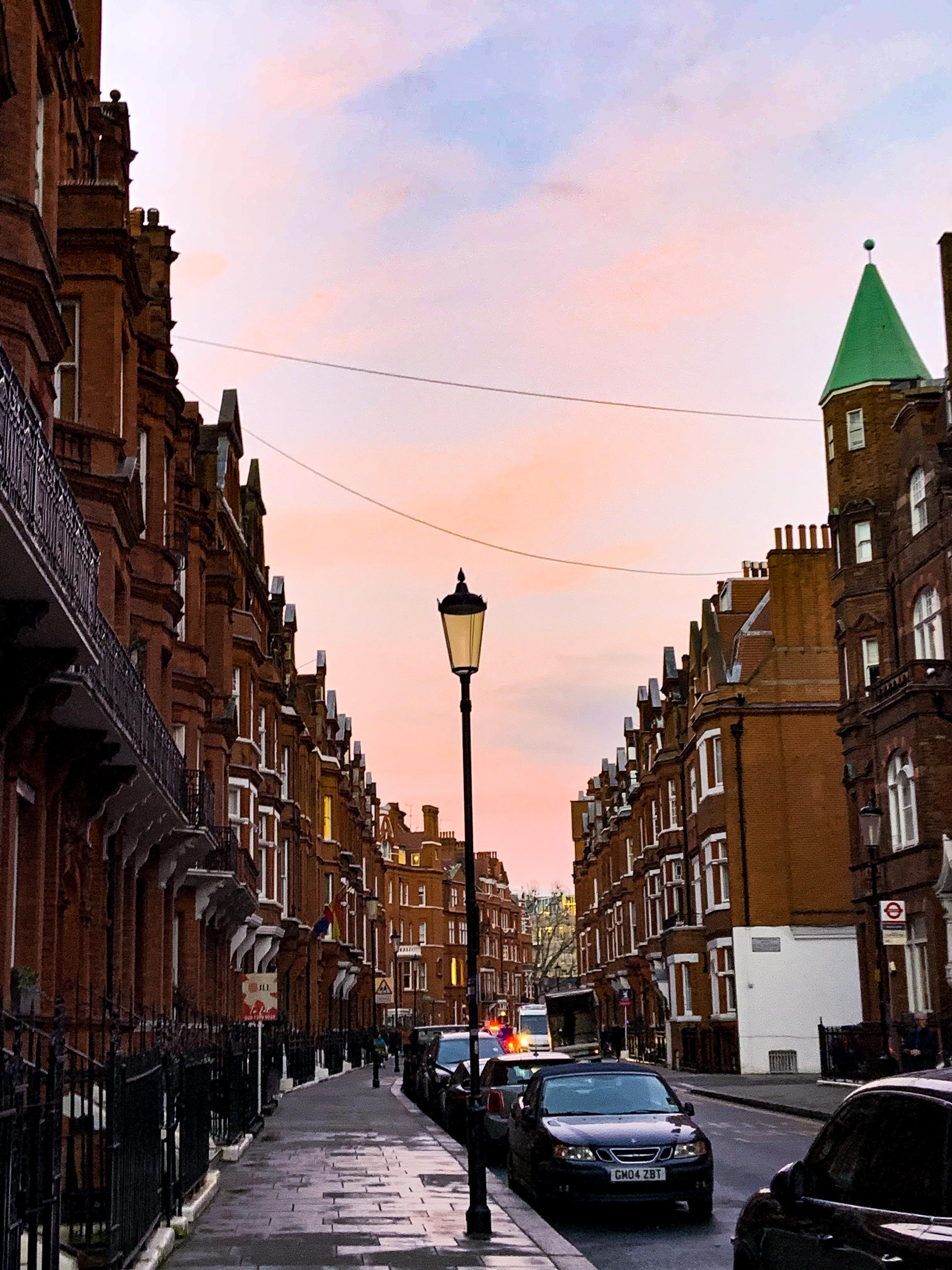 London - January 2019