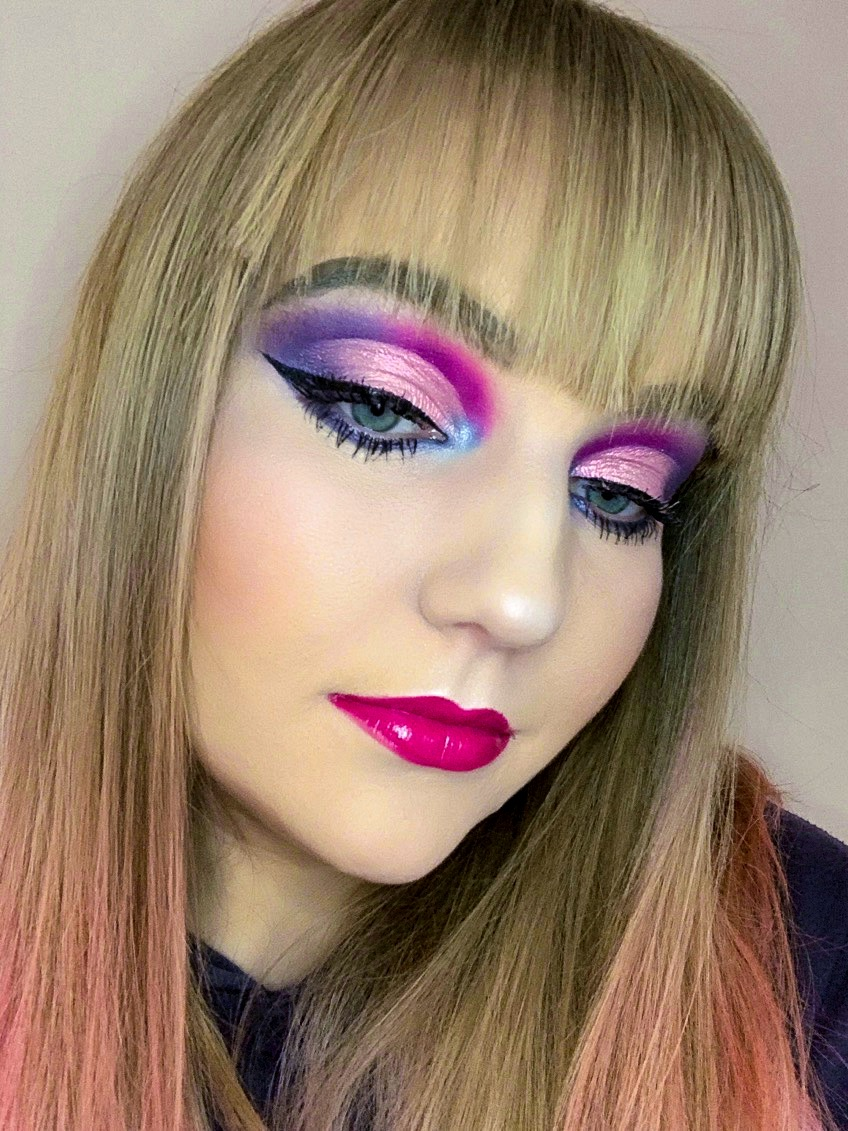 Glamentines Makeup