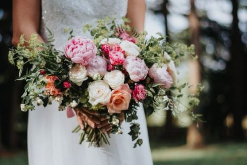 Bride Bouquet Wedding Photography