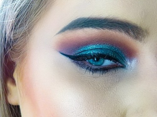 Game of Thrones Eyeshadow Palette Look 1