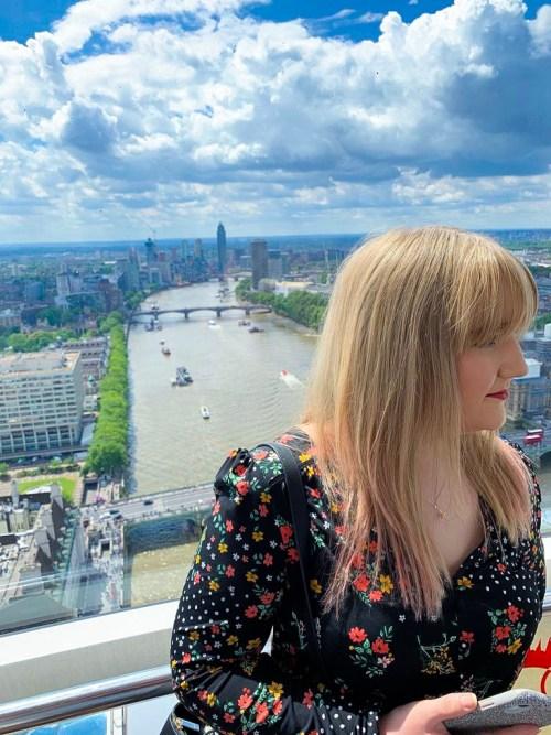 London Eye - May bank holiday