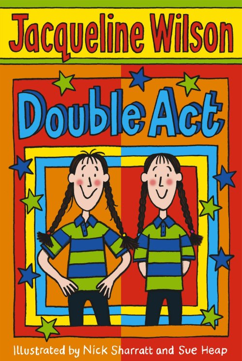 Jacqueline Wilson Double Act