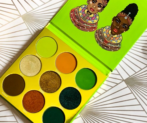 Juvia's Place The Tribe Palette