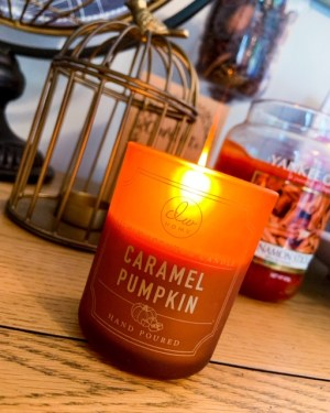 My Autumn Candle Collection 2019