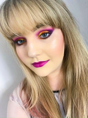 Summer Sunset Makeup Tutorial