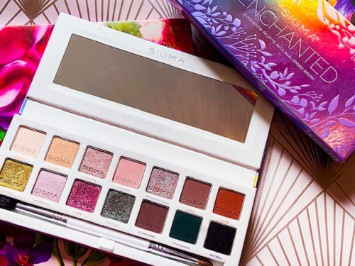 Sigma Beauty Enchanted Palette