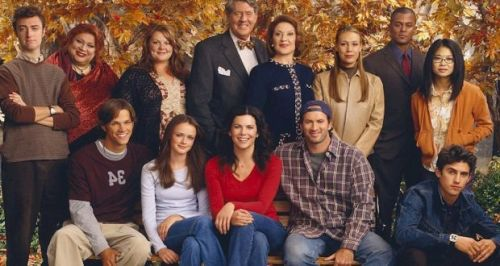 Gilmore Girls - Shows to watch this autumn